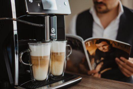 Ekspres do kawy Saeco Xelsis