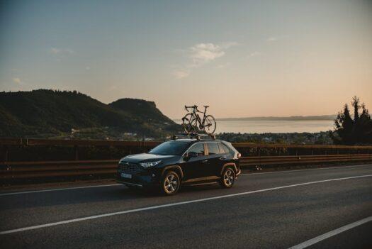 Nowa Toyota RAV4 2019 fot. Aleksander Bylicki