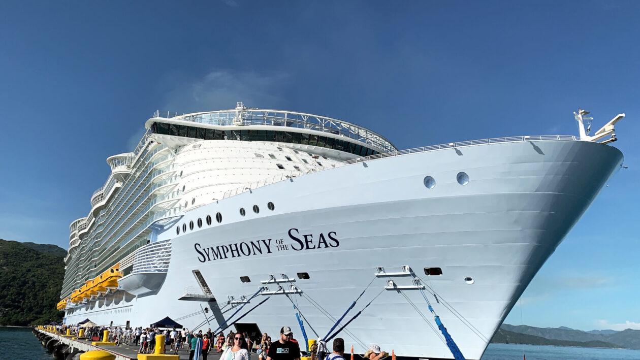 Zdjęcie statku Symphony Of The Seas
